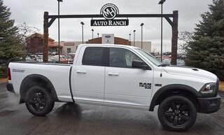 new 2019 Ram 1500 Classic Warlock Truck Quad Cab for sale near Boise