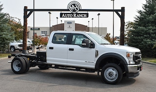 new 2020 Ford F-450 Chassis Truck Crew Cab for sale near Boise