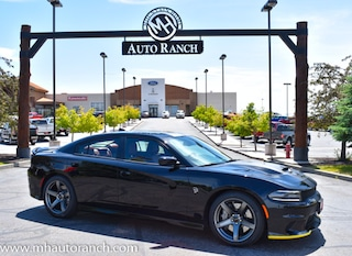 new 2018 Dodge Charger SRT Hellcat Sedan for sale near Boise