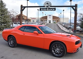 new 2018 Dodge Challenger GT Coupe for sale near Boise