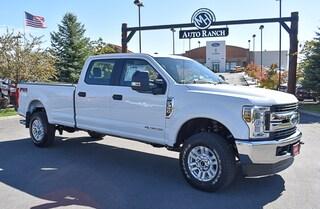 new 2019 Ford F-350 XL Truck Crew Cab for sale near Boise