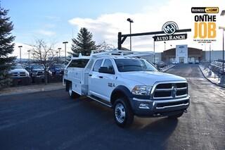 new 2018 Ram 5500 Chassis Tradesman/SLT/Laramie Truck Crew Cab for sale near Boise