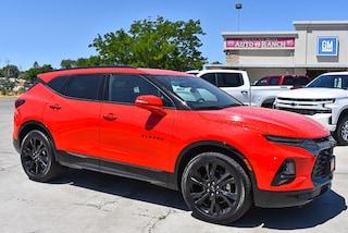 new 2019 Chevrolet Blazer RS SUV for sale near Boise