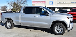 new 2020 Chevrolet Silverado 1500 RST Truck Crew Cab for sale near Boise