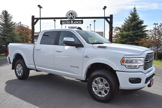 New 2019 Ram 2500 Laramie Truck Crew Cab For Sale near Twin Falls, ID