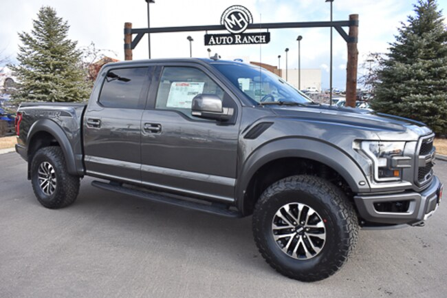 Ford F-150 Raptor For Sale >> New 2019 Ford F 150 For Sale Mountain Home Id Vin 1ftfw1rgxkfa80471