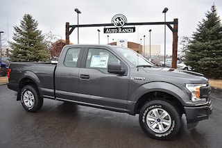 new 2019 Ford F-150 XLT Truck SuperCab Styleside for sale near Boise