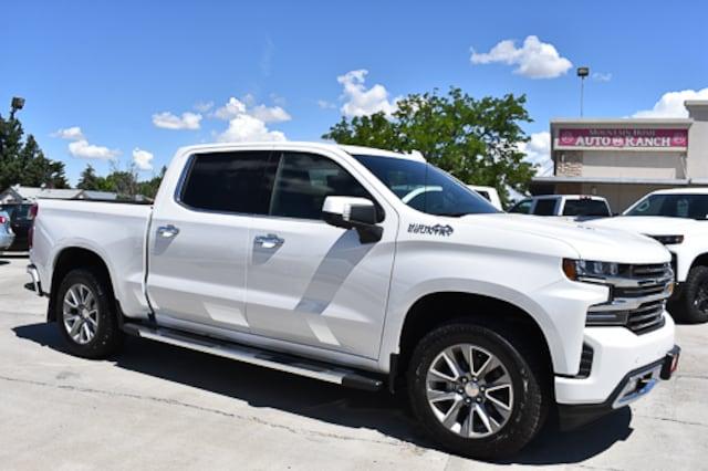 New Chevy Silverado >> New Chevy Silverado 1500 Twin Falls Chevy Silverado Near