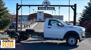 new 2020 Ram 4500 Chassis Tradesman/SLT Truck Regular Cab for sale near Boise