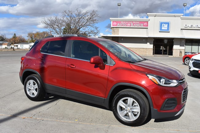 New 2019 Chevrolet Trax LT SUV For Sale near Twin Falls, ID