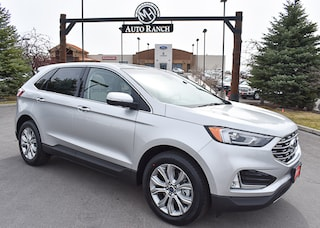 new 2019 Ford Edge Titanium SUV for sale near Boise