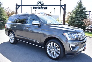 new 2019 Ford Expedition Platinum SUV for sale near Boise