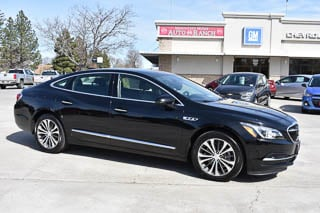 new 2017 Buick LaCrosse Essence Sedan for sale near Boise
