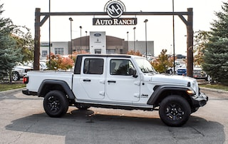 new 2020 Jeep Gladiator Sport Truck Crew Cab for sale near Boise