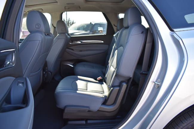 Buick Enclave Seating Capacity >> New 2019 Buick Enclave For Sale Mountain Home Id Vin 5gaevakw1kj122492