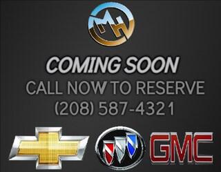 new 2021 GMC Acadia Denali SUV for sale near Boise