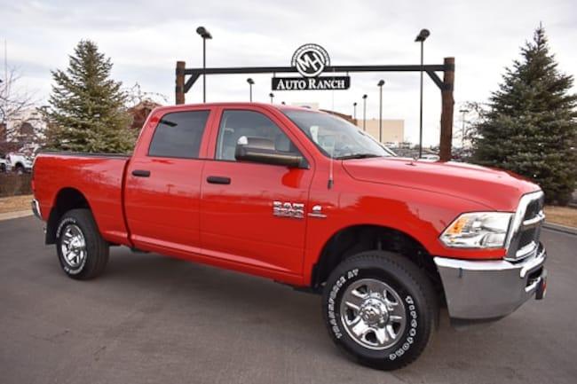 New 2018 Ram 2500 Tradesman Truck Crew Cab For Sale near Twin Falls, ID