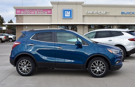 2020 Buick Encore Sport Touring AWD  Sport Touring