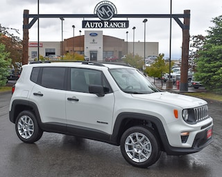 new 2020 Jeep Renegade Sport 4x4 SUV for sale near Boise