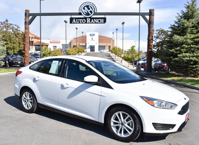 Used 2018 Ford Focus SE Car For Sale near Twin Falls, ID