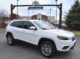 new 2019 Jeep Cherokee Latitude Plus 4x4 SUV for sale near Boise