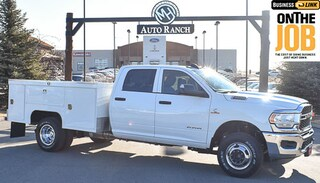 new 2020 Ram 3500 Chassis Tradesman/SLT/Laramie/Limited Truck Crew Cab for sale near Boise