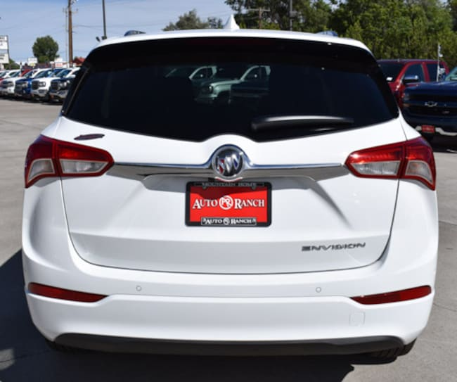 New 2019 Buick Envision For Sale At Mountain Home Auto