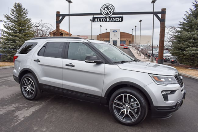 Ford Explorer Sport For Sale >> New 2019 Ford Explorer For Sale Mountain Home Id Vin 1fm5k8gt2kgb08298