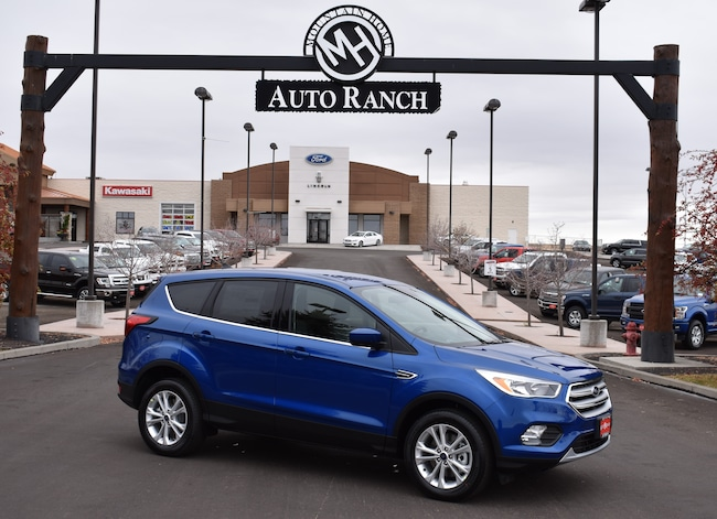 New 2019 Ford Escape SE SUV For Sale near Twin Falls, ID