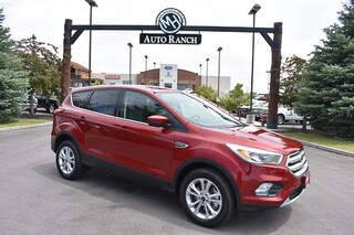new 2019 Ford Escape SE SUV for sale near Boise