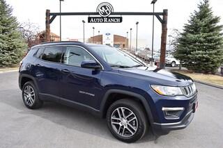 new 2019 Jeep Compass Latitude 4x4 SUV for sale near Boise