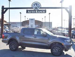 new 2020 Ford Ranger Truck SuperCrew for sale near Boise