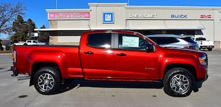 new 2021 GMC Canyon AT4 w/Leather Truck Crew Cab for sale near Boise
