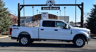 new 2021 Ford F-250 XLT Truck Crew Cab for sale near Boise