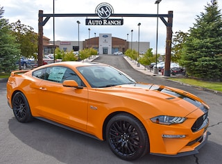 new 2019 Ford Mustang GT Premium Coupe for sale near Boise