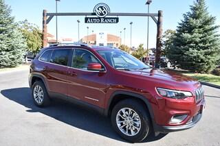 new 2020 Jeep Cherokee Latitude Plus SUV for sale near Boise