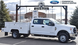 new 2020 Ford F-350 Chassis Truck Crew Cab for sale near Boise