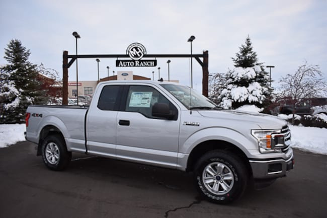 New 2019 Ford F-150 XLT Truck SuperCab Styleside For Sale near Twin Falls, ID