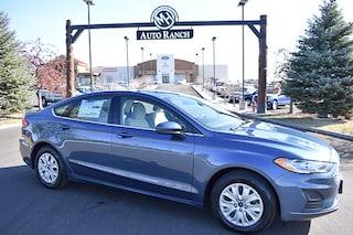 new 2019 Ford Fusion S Sedan for sale near Boise