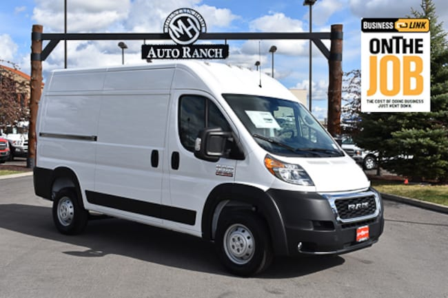 New 2019 Ram ProMaster 1500 For Sale Mountain Home ID | VIN