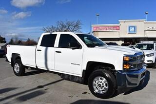 new 2019 Chevrolet Silverado 2500HD WT Truck Crew Cab for sale near Boise