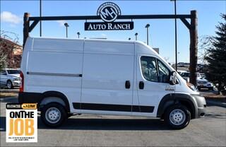 new 2021 Ram ProMaster 1500 Base Van Cargo Van for sale near Boise