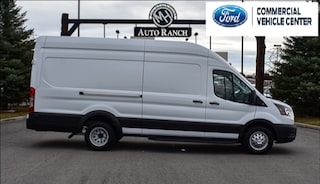 new 2020 Ford Transit-350 Cargo Base w/10,360 lb. GVWR Van High Roof HD Ext. Van for sale near Boise
