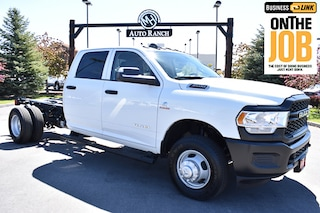 new 2019 Ram 3500 Chassis Tradesman/SLT/Laramie/Limited Truck Crew Cab for sale near Boise