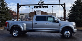 new 2021 Ford F-450 Limited Truck Crew Cab for sale near Boise