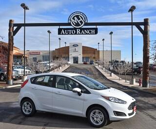 new 2019 Ford Fiesta SE Hatchback for sale near Boise