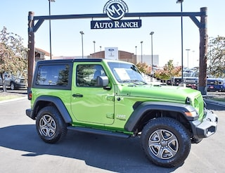 new 2018 Jeep Wrangler Sport 4x4 SUV for sale near Boise