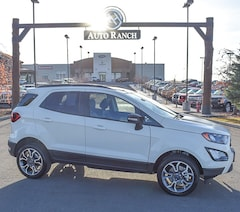 New 2020 Ford EcoSport SES SUV For sale near Boise