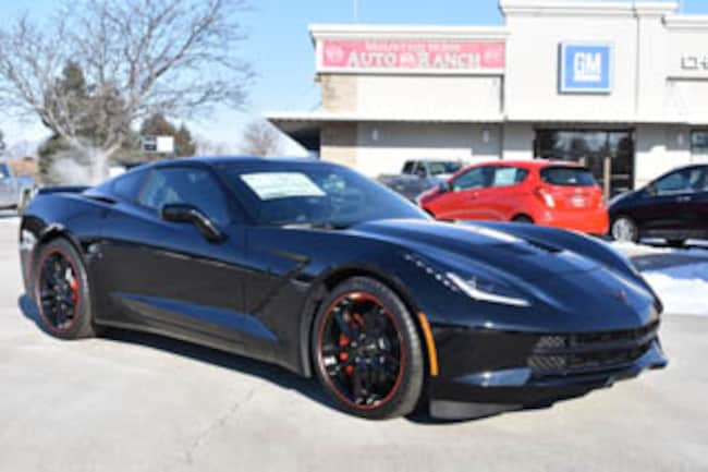 New 2017 Chevrolet Corvette Stingray Coupe near Twin Falls