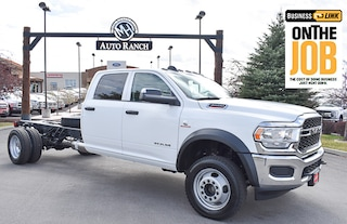 new 2019 Ram 4500 Chassis Tradesman/SLT/Laramie/Limited Truck Crew Cab for sale near Boise